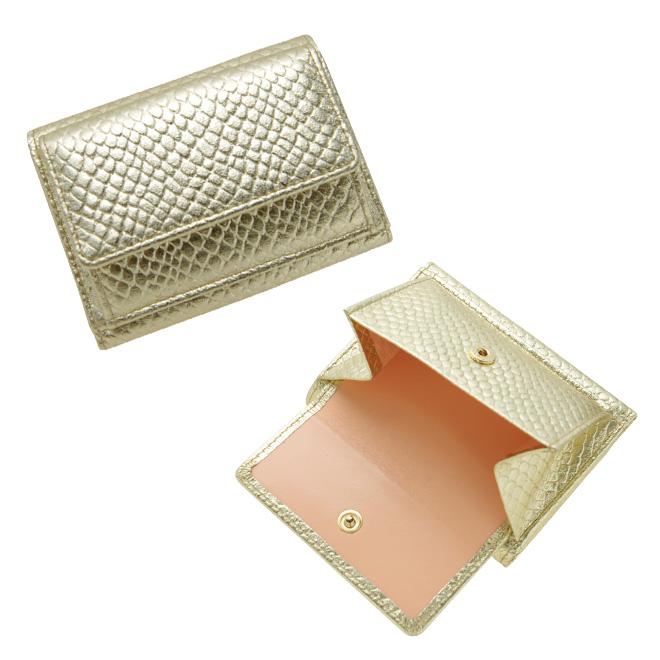 極小財布 小さい財布 ミニ財布 BECKER ベッカー