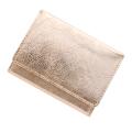 極小財布 ゴートスキン メタリックピンク ベーシック型小銭入れ BECKER(ベッカー) 日本製