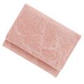 極小財布 ピッグスエード(エレファントライトピンク)ベーシック型小銭入れ BECKER(ベッカー)日本製